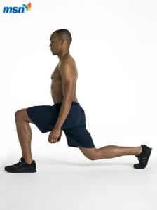 lunge,fitness