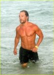 celebrities, Matthew McCounaughey, fitness