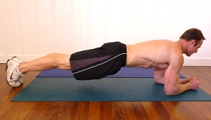 plank, fitness