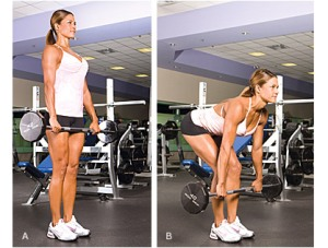 stiff-legged deadlift, fitness