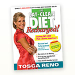 Tosca Reno Eat Clean Diet, the princess project, weight loss