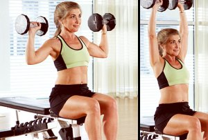 shoulder press, the best shoulder exercises, fitness tips